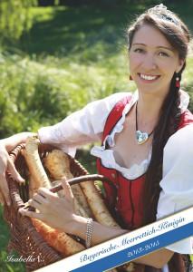 Bayerische Meerrettichkönigin