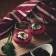 Rote-Bete-Creme mit Meerrettich und Räucherfisch