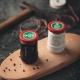 Salz- und Pfefferstreuer aus Schraubgläsern